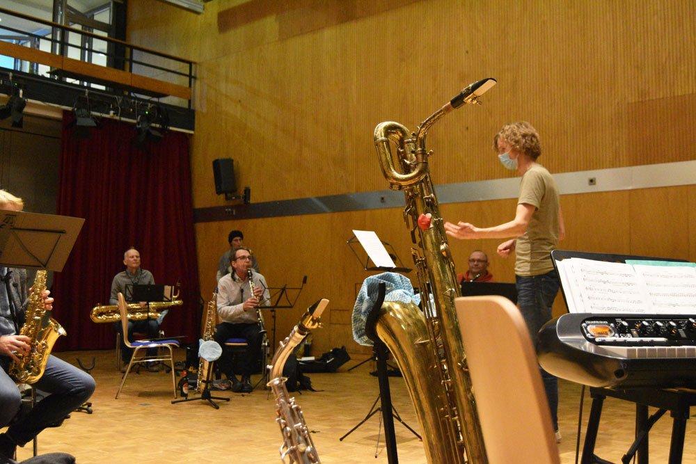 3. Saxophoncamp